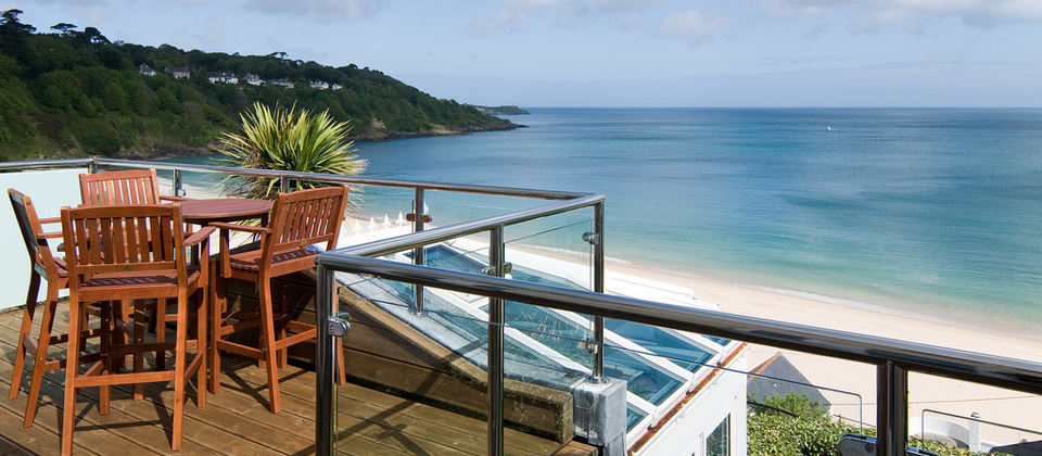 Trencrom Holiday Villa St Ives Luxury Cornwall