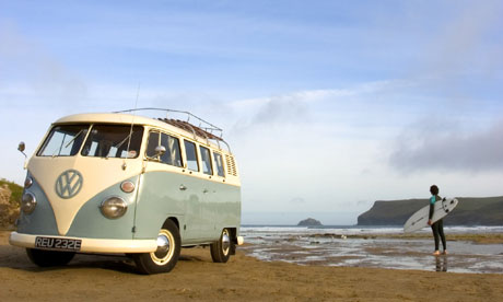 Campers-in-Cornwall