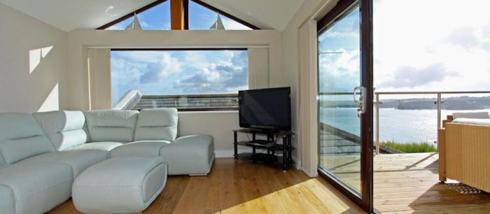 Sea View House Newquay Apartment 1