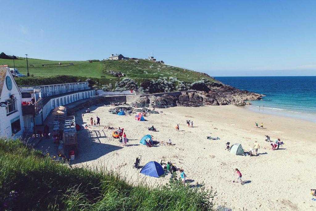 Porthgwidden-Beach