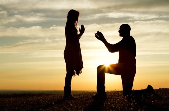 Propose in Cornwall