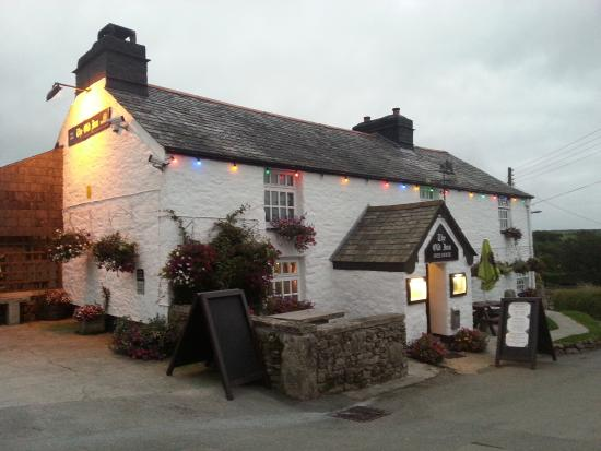The Old Inn and Restaurant, St Breward, Cornwall