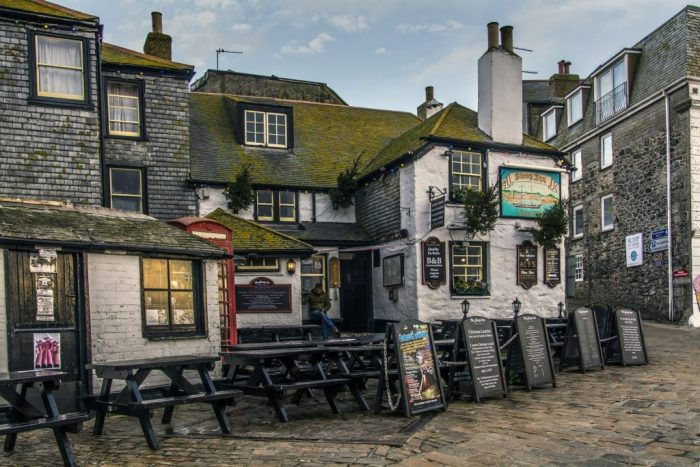 The Sloop Inn, St Ives