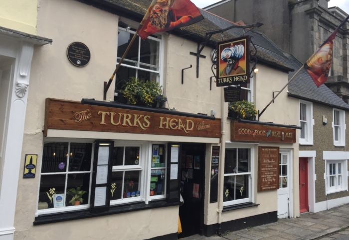 The Turk's Head, Penzance