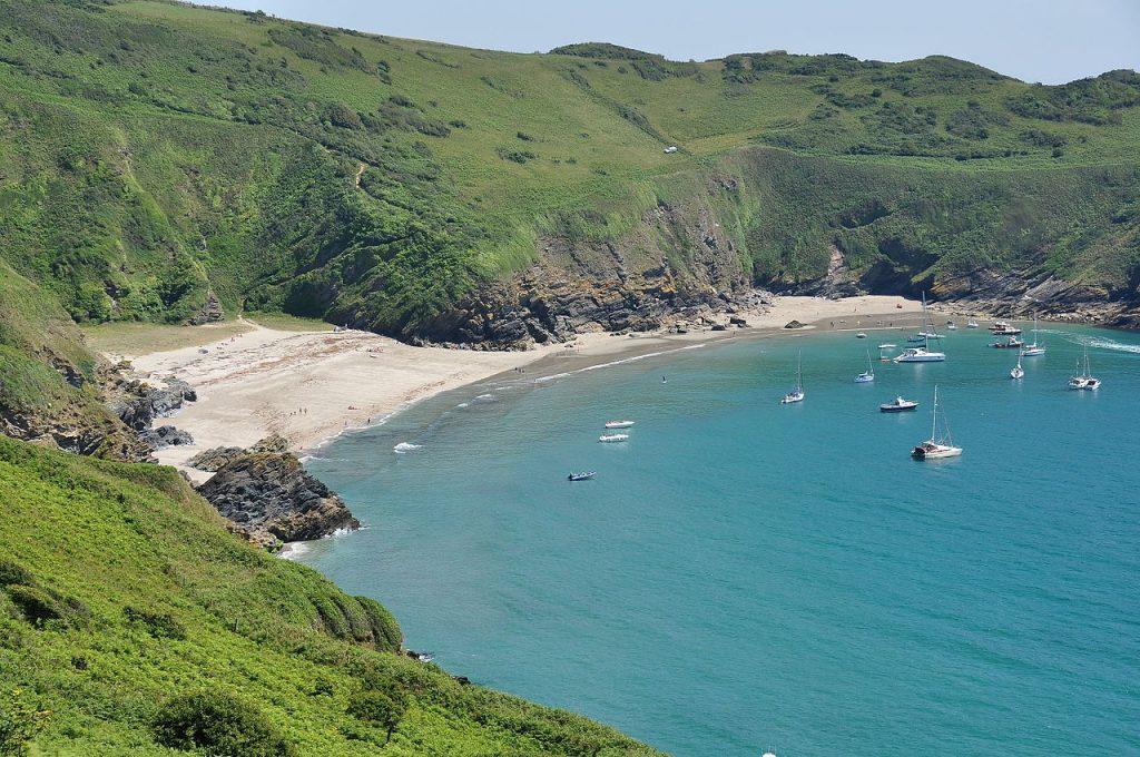 Lantic bay, Cornwall