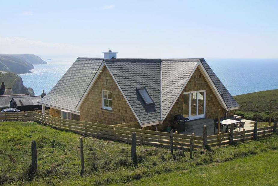 Porthtowan Retreat Luxury Holiday Home Cornwall