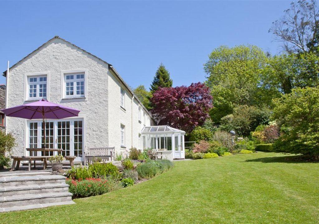 Fowey Cottage, Clovertown - Luxury Cornwall