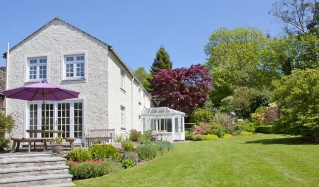 Fowey Cottage, Clovertown - Luxury Cornwall