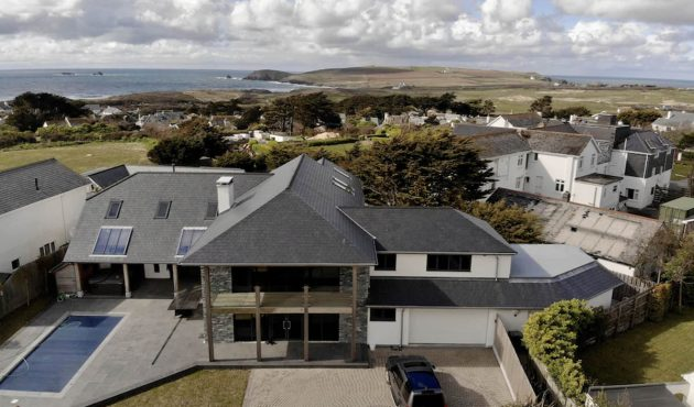 Beach Boys luxury holiday home in Constantine Bay, Cornwall